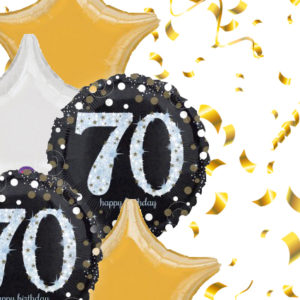 70th - 100th Birthday