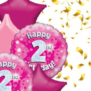 2nd - 4th Birthday