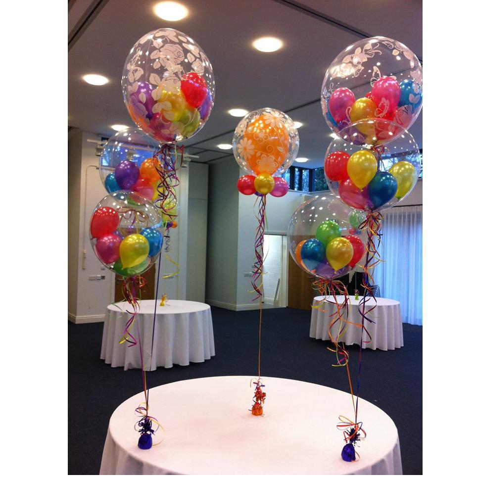 Bubble Balloons Magic Balloons